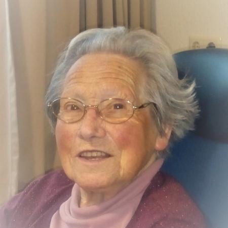 Jantje Gietema-Prins24 augustus 1926 – 22 september 2020