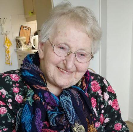 Anneke Veenstra-Delfstra29 desimber 1930 – 18 oktober 2020