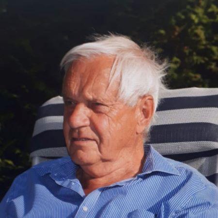 Johannes van der Wal6 juni 1934 – 19 november 2020