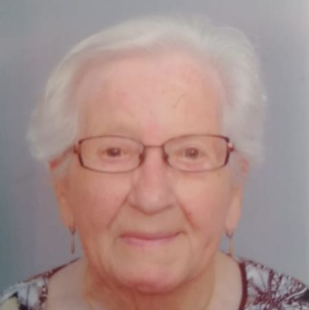 Johanna de Bruin – Schregardus17 januari 1926 – 11 juni 2021